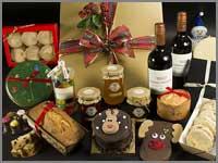 Christmas Wine Hampers