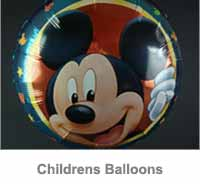 Childrens Balloons Category