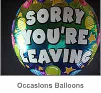 Occasions Balloons Category